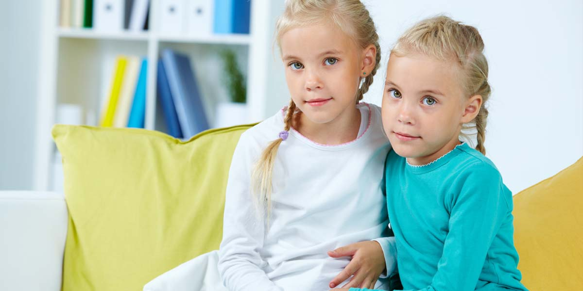 Environmental Influence on Psychological Development of Twins