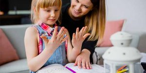 Left-Handedness in the Child