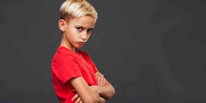 Anger as an Emotional Reaction in the Child