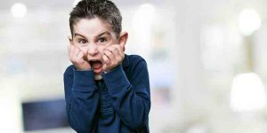 Fear as an Emotional Reaction in the Child