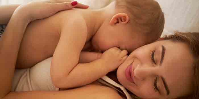 Mother's Love Towards the Child